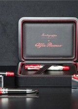 Alfa Romeo Celebrates Its Centenary with Limited Edition Montegrappa Pens