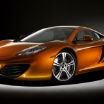 McLaren MP4-12C to Roll Out 200-mph