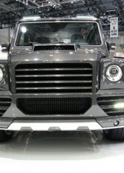 Limited Edition Mansory G-Couture Mercedes G55 AMG Capture the Interest of True Car Fans