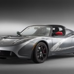 Tesla Motors and TAG Heuer Show off New Custom Collector's Edition Car – Tesla Roadster