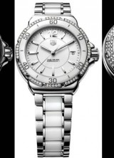 TAG Heuer F1 Lady Ceramic Watches Will Be Officially Unveiled at Baselworld 2010