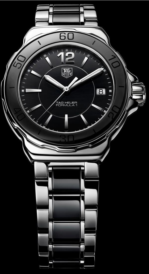 WJ1317.BA9573 Tag Heuer Ladies'Link Watch | Tag Heuer Watches