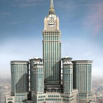 The Makkah Clock Royal Tower, Second Tallest Building in the World Will Be Opened Soon
