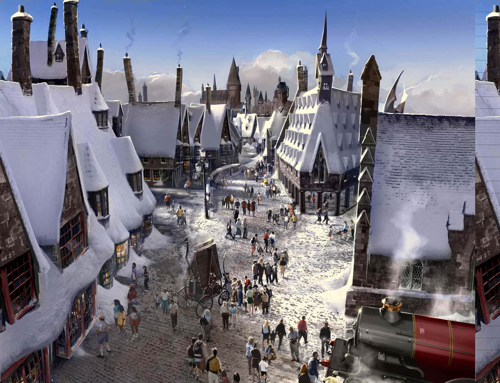Wizarding World of Harry Potter &#8211; Harry Potter Theme Park Set for June Opening