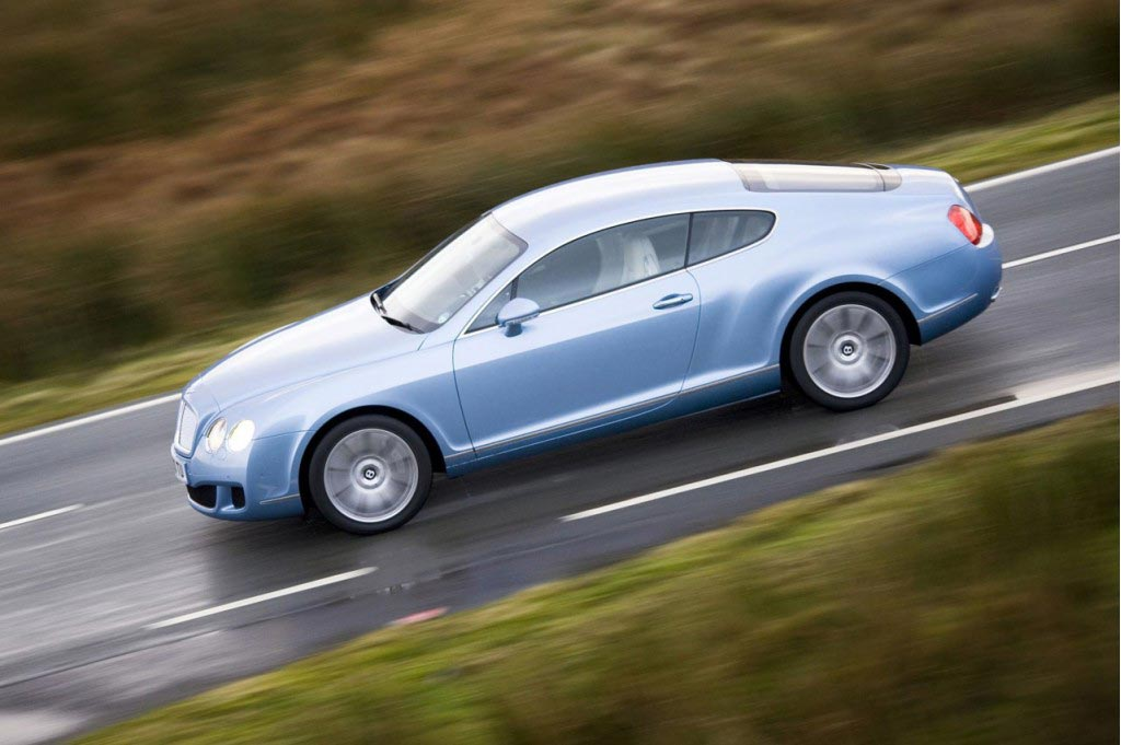 The Entire Bentley Continental Range Will Be Going Flex-fuel Capable by June