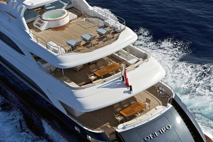 O&#8217;Neiro &#8211; Luxury Lovers Dream Yacht