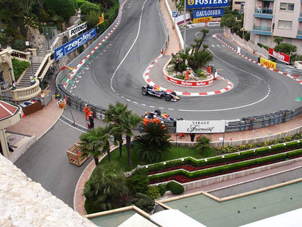 Watch the Formula 1 Monaco Grand Prix from the Best Spot on the Racetrack