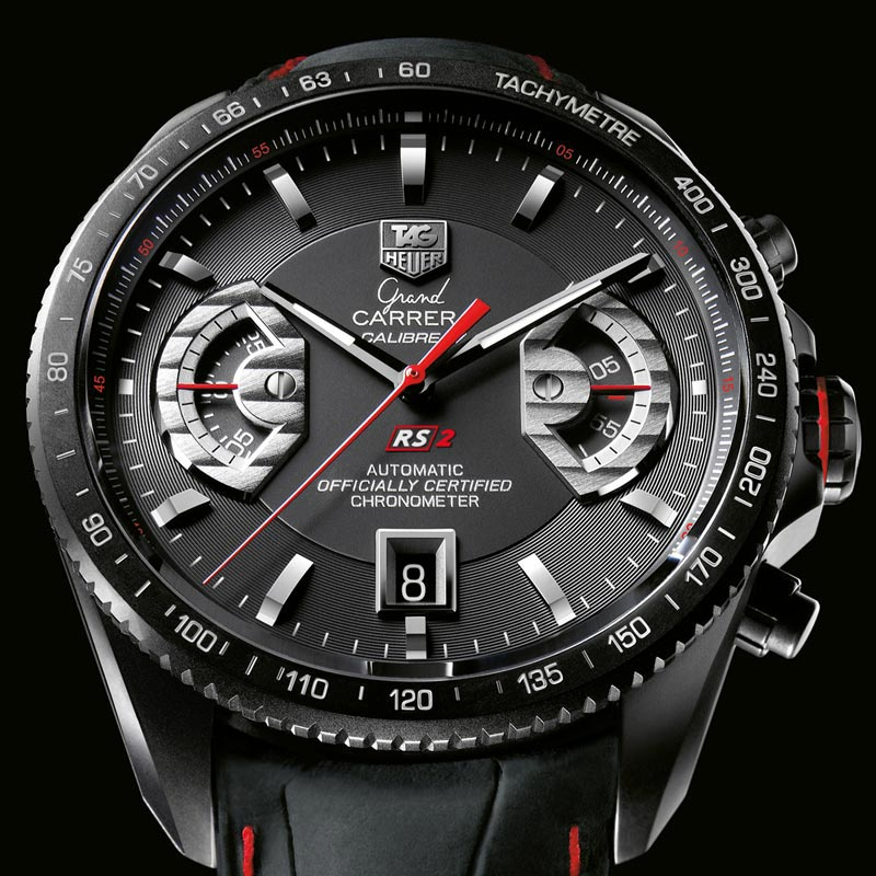 Limited Edition Anniversary Coffret To Celebrates Tag Heuer