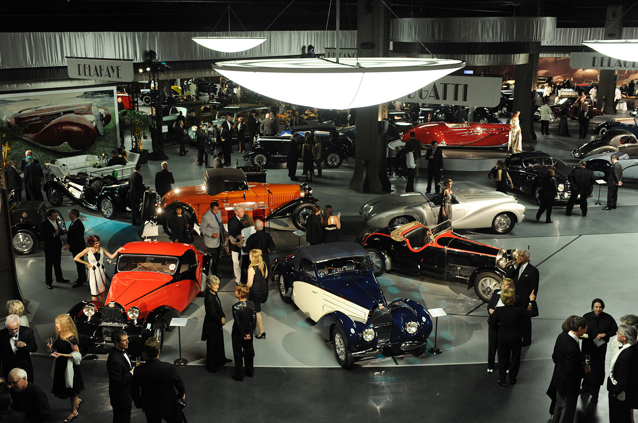 Mullin Automotive Museum – Timeless Luxury as Priceless Treasures