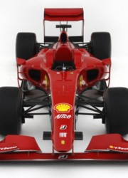 Handmade Ferrari F60 1:8 Scale Model Up for Sale