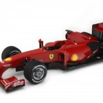 Handmade Ferrari F60 1:8 Scale Model Up for Sale