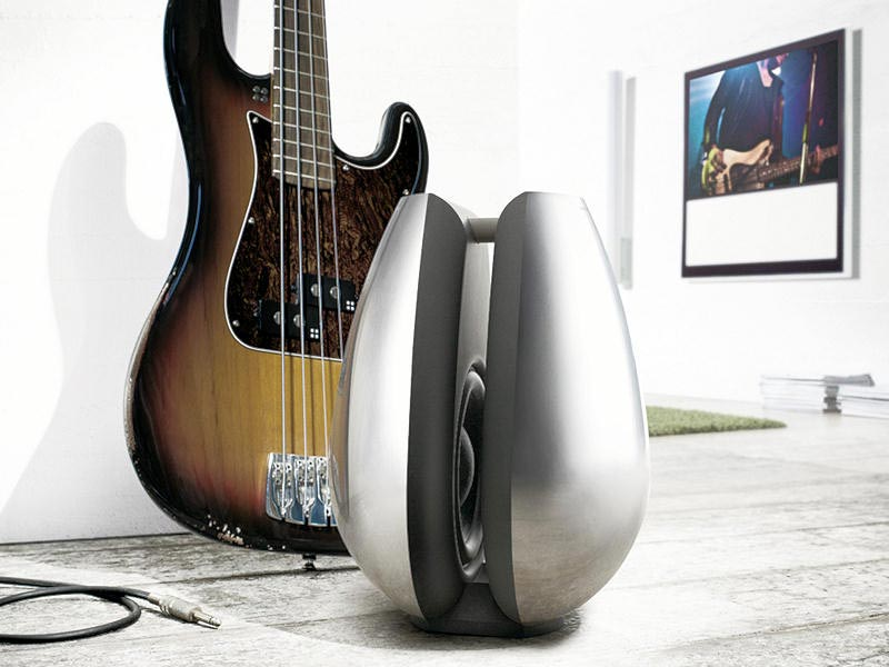 Bang & Olufsen BeoLab 11 Subwoofer – Beauty and The Bass