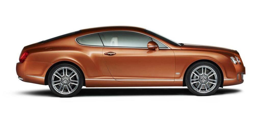Bentley Continental GT Design Series China Edition