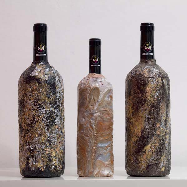 More Than a Bottle – Limited Edition Bespoke's Collection Wine in Unique Arty Bottles