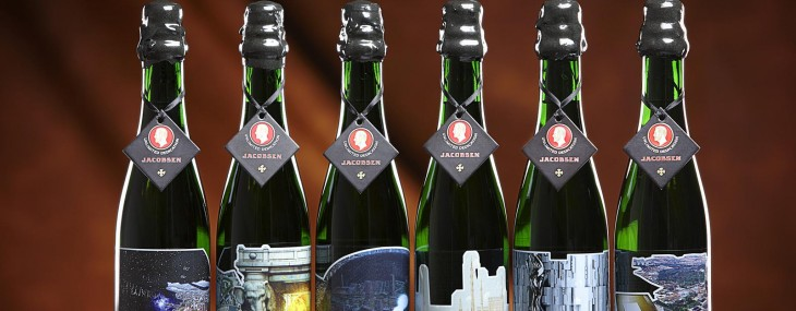 Carlsberg's Vintage 3 – World's Most Exclusive Beer
