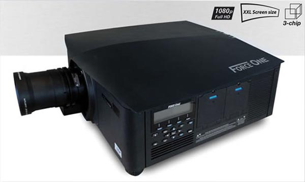 Cineversum-FORCE-ONE-Projector
