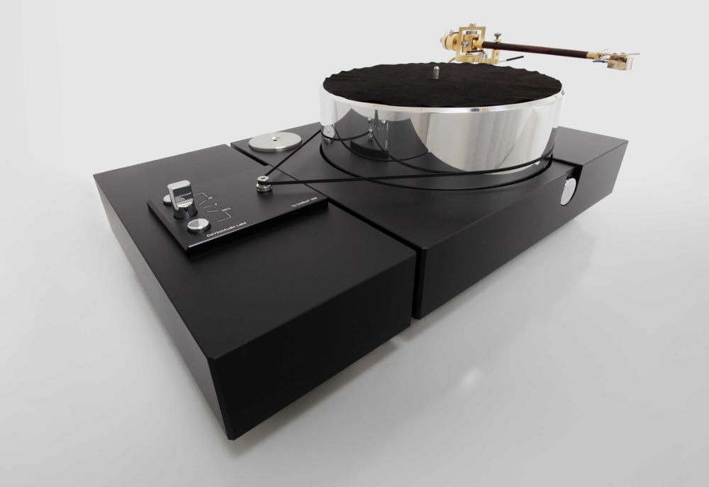 DaVinci Audio Labs UniSon MK II Turntable – Extremely Expensive Gadget