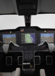 BMW Design Interior for Embraer Phenom Corporate Luxury Jets