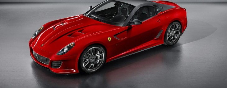 Ferrari 599 GTO – Most Powerful Ferrari Ever Built