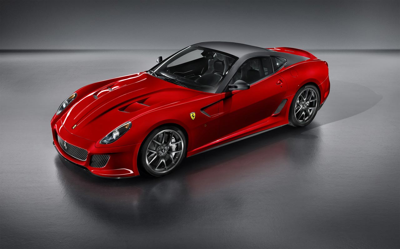 Ferrari 599 GTO &#8211; Most Powerful Ferrari Ever Built