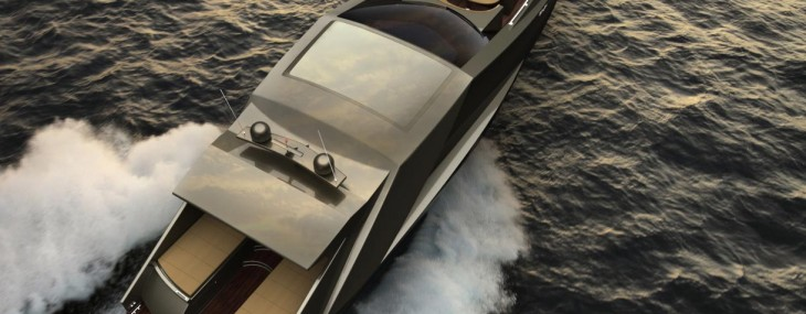 Lamborghini Concept Yacht – Dream Machine for All Lambo Fans