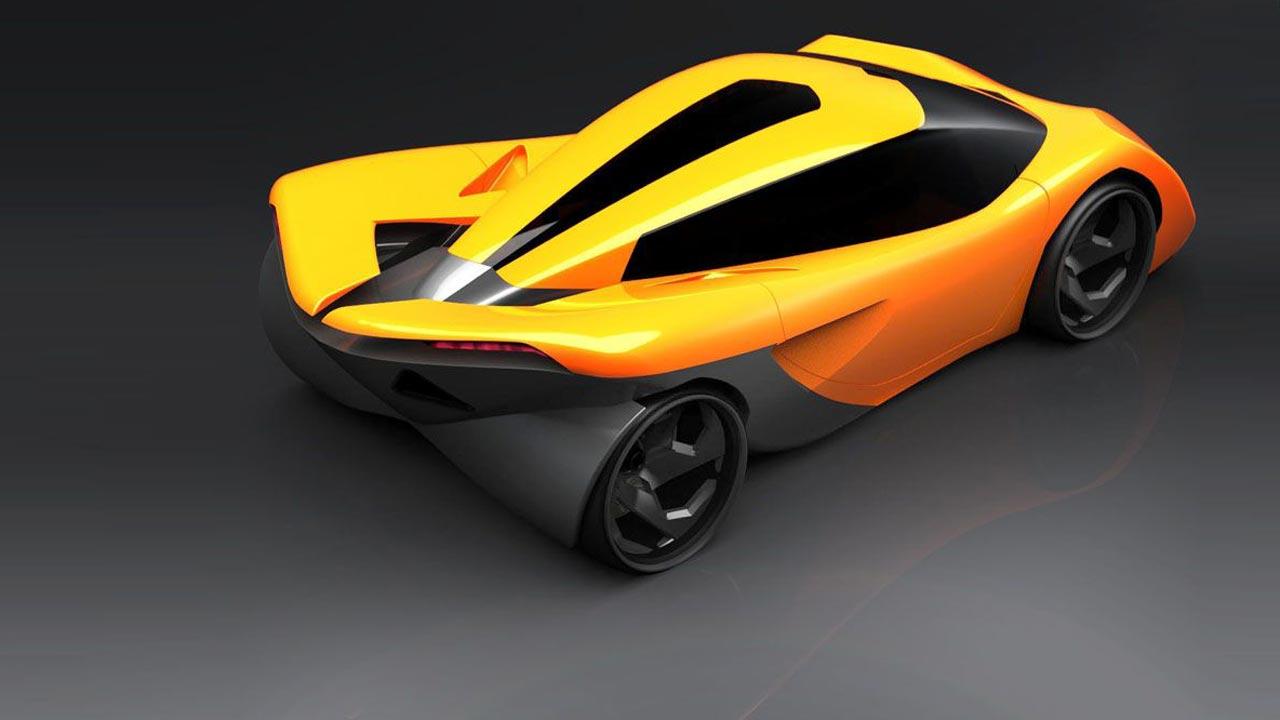 Lamborghini Minotauro Design Concept - Supercar Without a ...