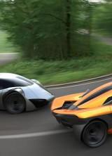Lamborghini Minotauro Design Concept – Supercar Without a Big V12 Engine