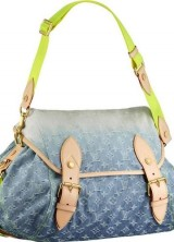 Look More Chic with Louis Vuitton's Monogram Denim Sunrise Handbags