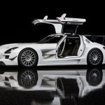 Mercedes-Benz SLS AMG GT3 – Racing Versions of the New Mercedes SLS Gullwing Coupe