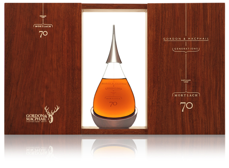 One of the World's Oldest Brews – Mortlach 70 Scotch