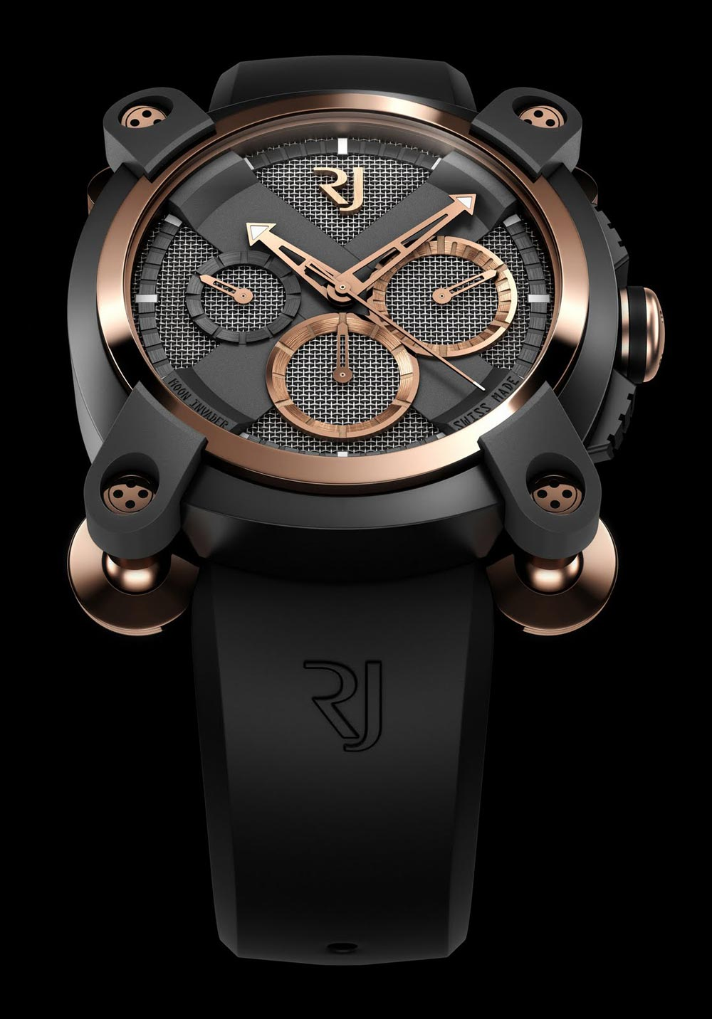 Moon Invader Chronographe Emminence Grise