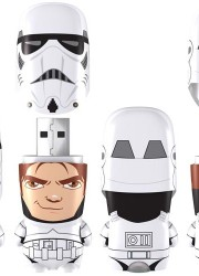 Star Wars Mimobot USB Flash Drives Features Obi-Wan Kenobi, R2-D2, Stormtroopers…
