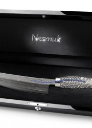 Swarovski Studded Nesmuk Cooking Knifes – The World's Finest Chef's Knife