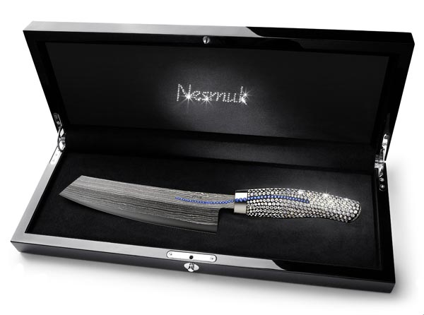 Swarovski-Studded-Nesmuk-Cooking-Knifes-1