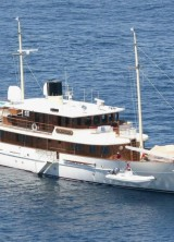 Johnny Depp's Yacht Vajoliroja Available for Charter