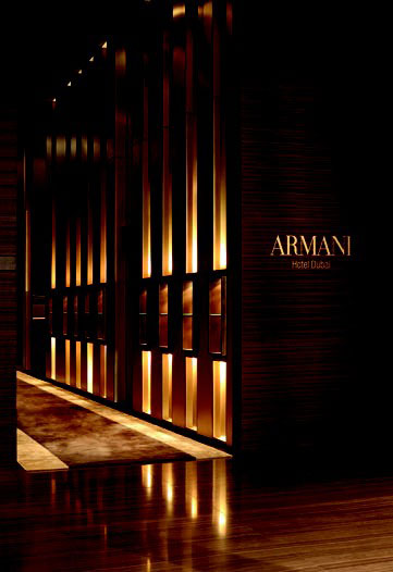 World&#8217;s First Armani Hotel Opens in Burj Khalifa