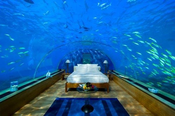 Conrad Rangali Island Maldives Hotel