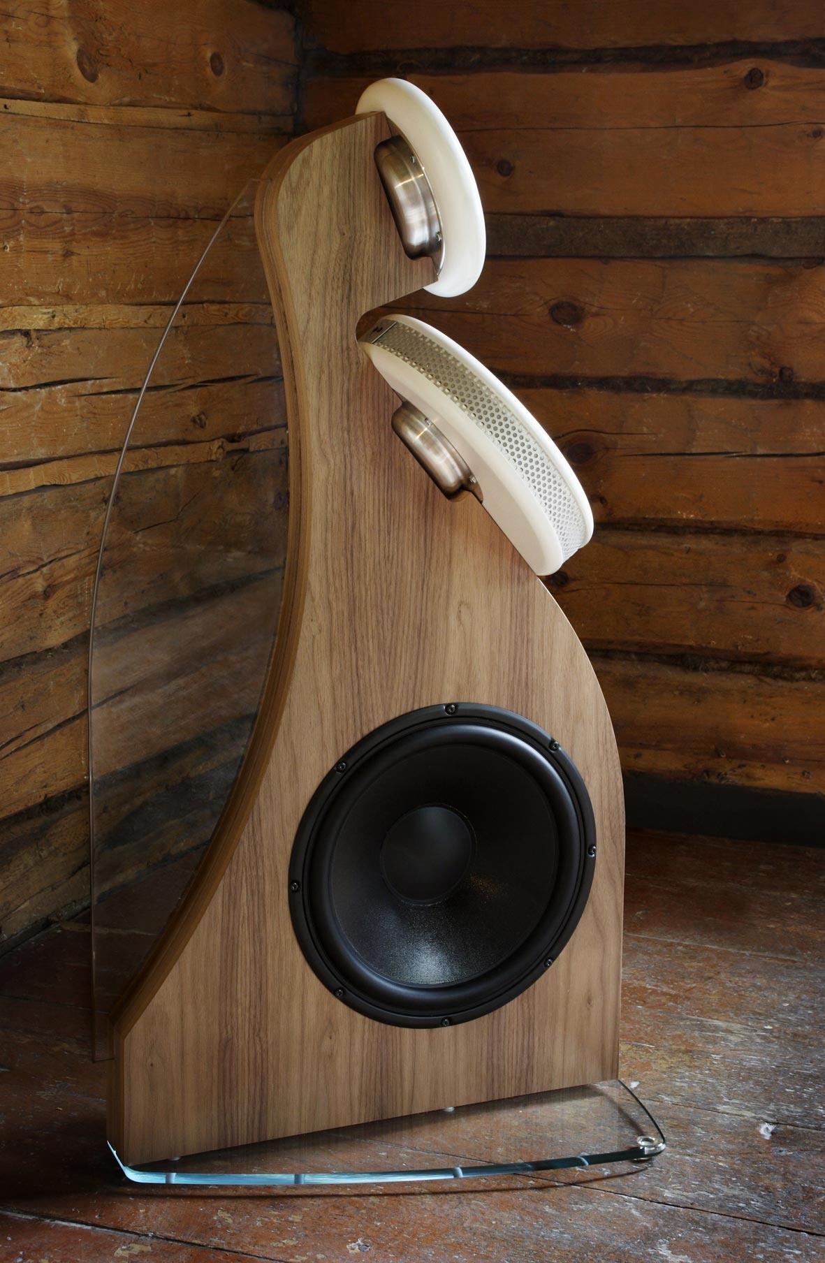 Helsinki 1 5 Speakers Take Speaker Design To A Different