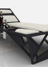 Frame Collection – Luxury Sun Loungers by Atmosphera