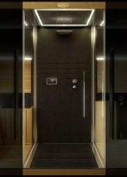 Jacuzzi Sasha – Luxury Home Spa Combines a Sauna, Shower and a Hammam
