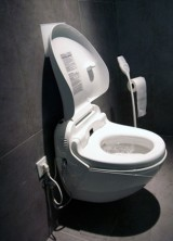 Stefano Giovannoni Washlet for TOTO Redefining the Purpose of a Toilet