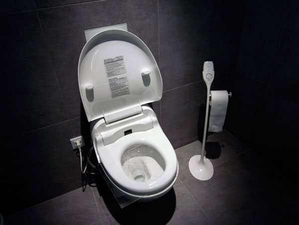Stefano Giovannoni Washlet For Toto Redefining The Purpose