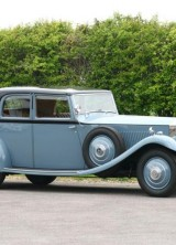 Rare 1934 Rolls-Royce Phantom II to be Sold by Bonhams