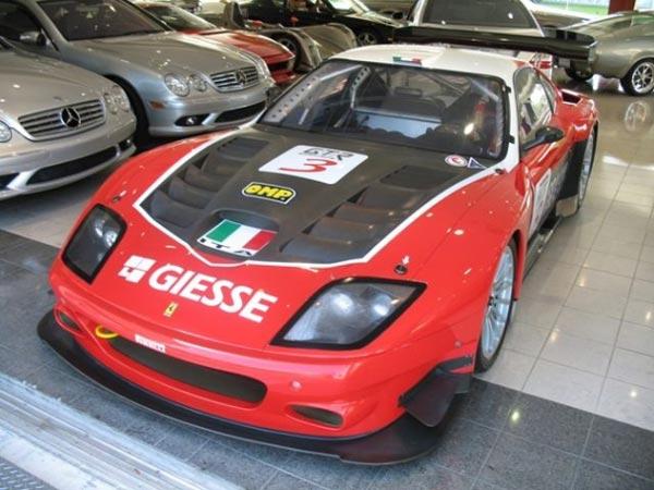 2005 Ferrari 575M GTC/2220 Michelotto Competizione
