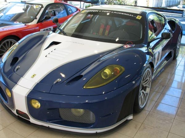 2008 Ferrari 430 GTC Michelotto