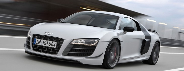 Audi R8 GT – Now Even More Powerful, Lighter and Faster