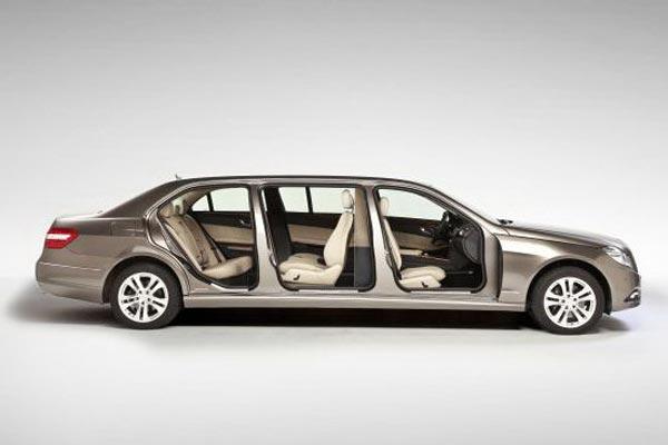 2010 Mercedes-Benz E-Class Limousine by Binz