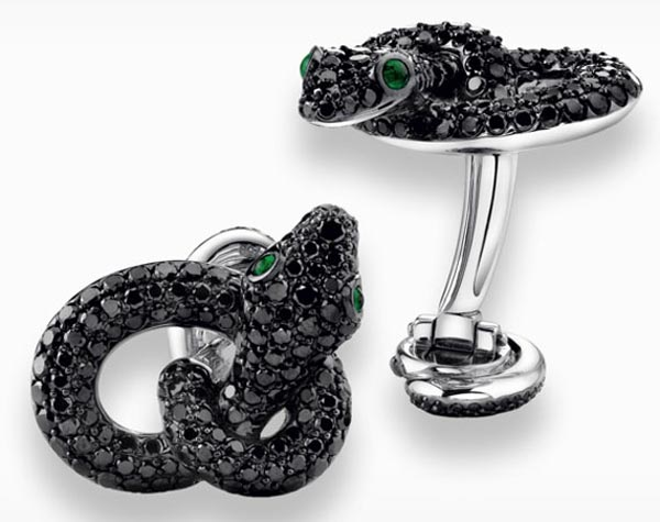 Black-Diamond-Cufflinks-by-Brad-Pitt-&-Angelina-Jolie-for-Asprey