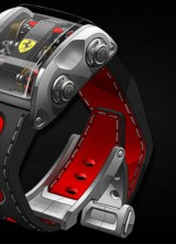 Adorn Your Wrist with Limited Edition Scuderia One Ferrari Watch