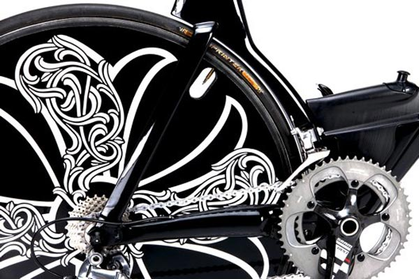Limited Edition Chrome Hearts x Cervelo Bike